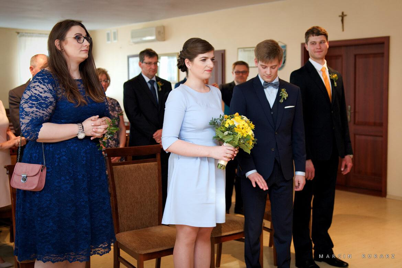 Ślub cywilny. Fotograf Wielkopolska