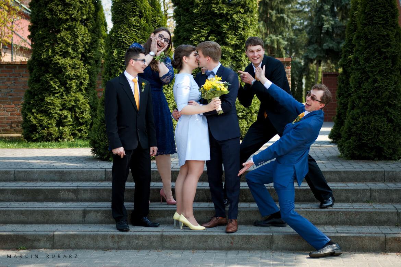 Ślub cywilny oraz kościelny