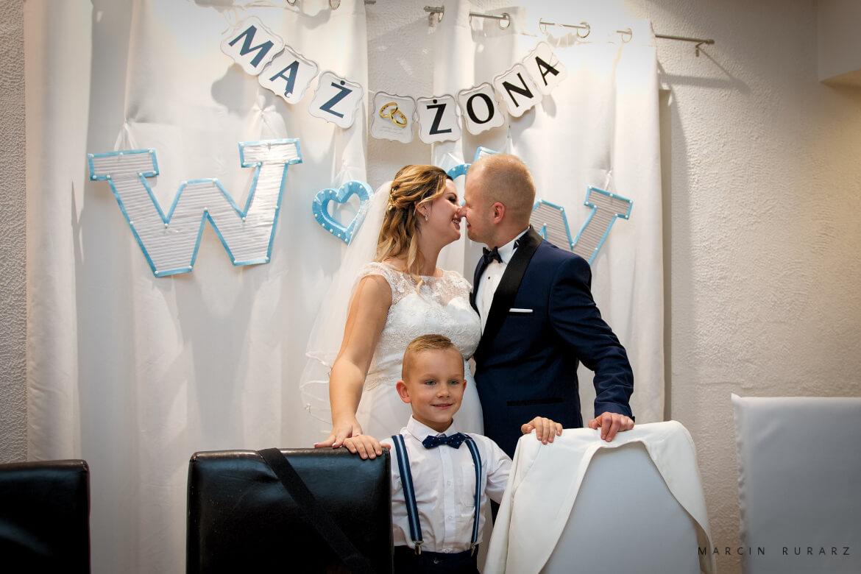 Ślub kościelny i wesele w Rokietnicy