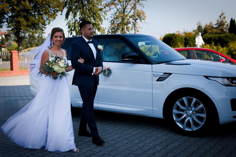 Ślub i wesele.